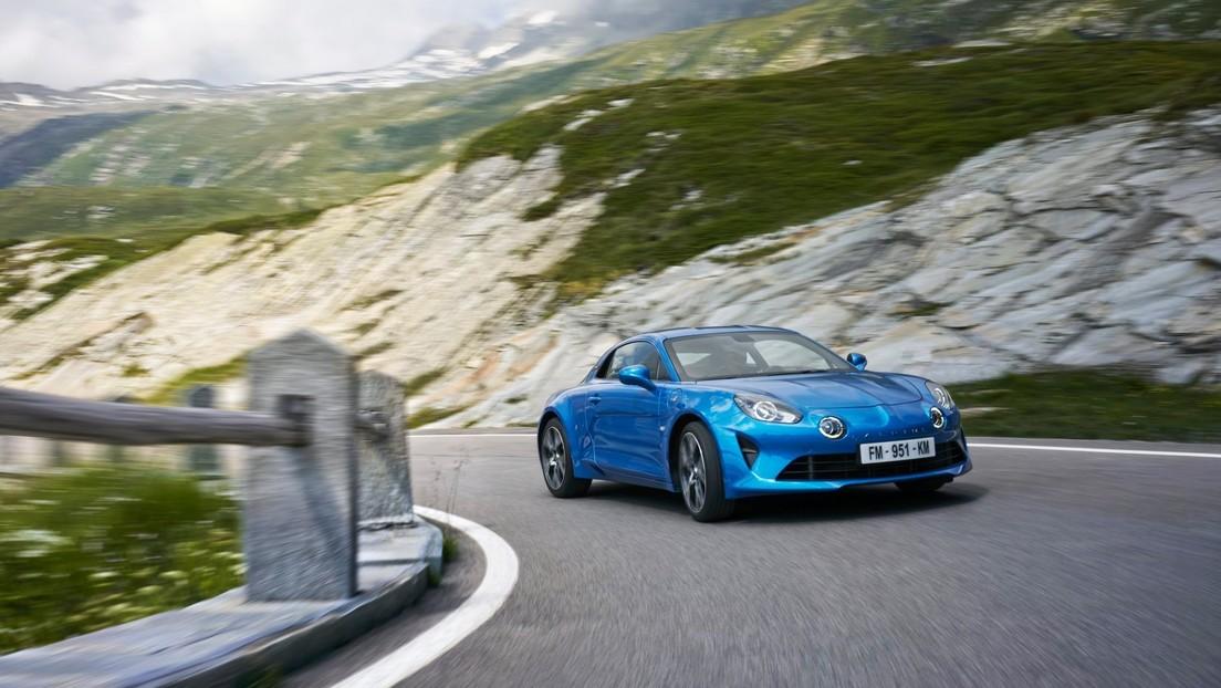Renault y Lotus unen sus fuerzas para desarrollar al sucesor eléctrico del deportivo Alpine A110