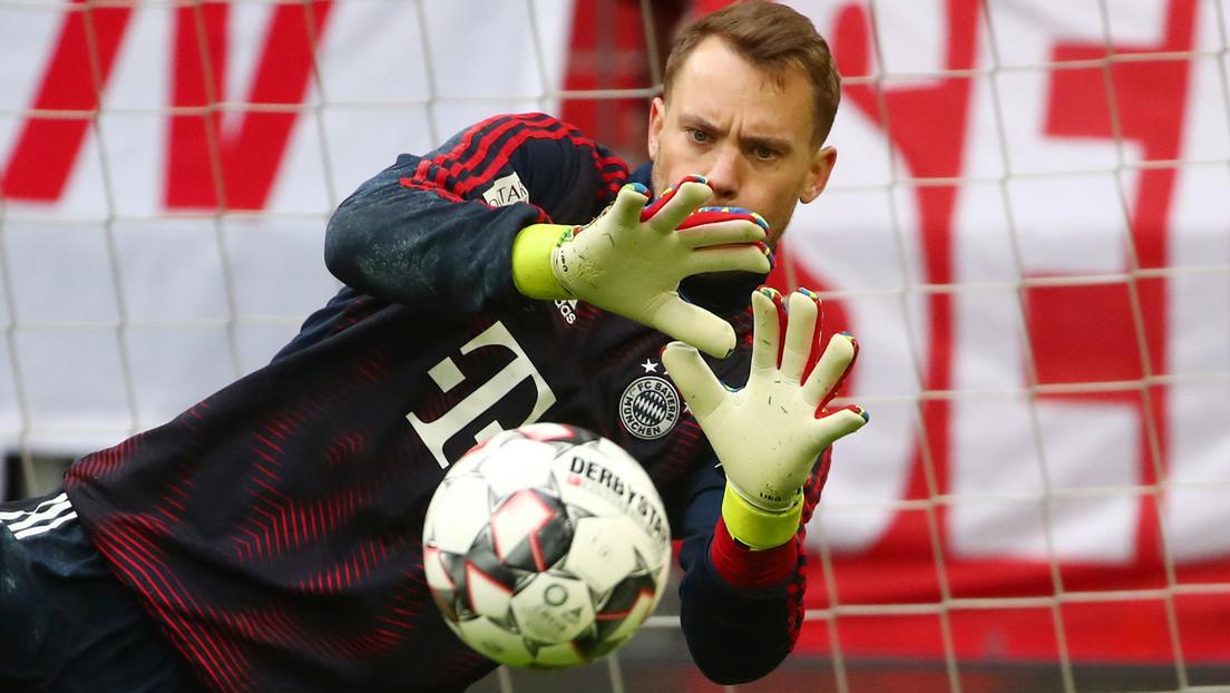 Eligen al alemán Manuel Neuer como el mejor portero de la última década