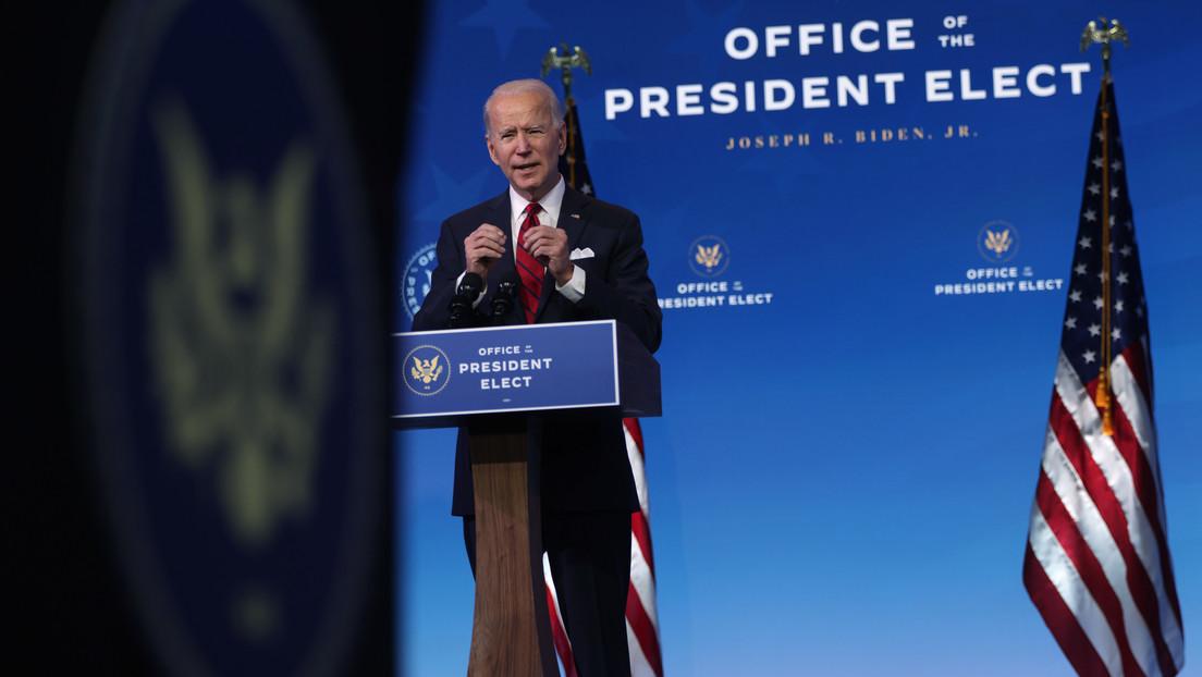 Biden incluye en su equipo del Departamento de Estado a veteranos funcionarios de la época Obama