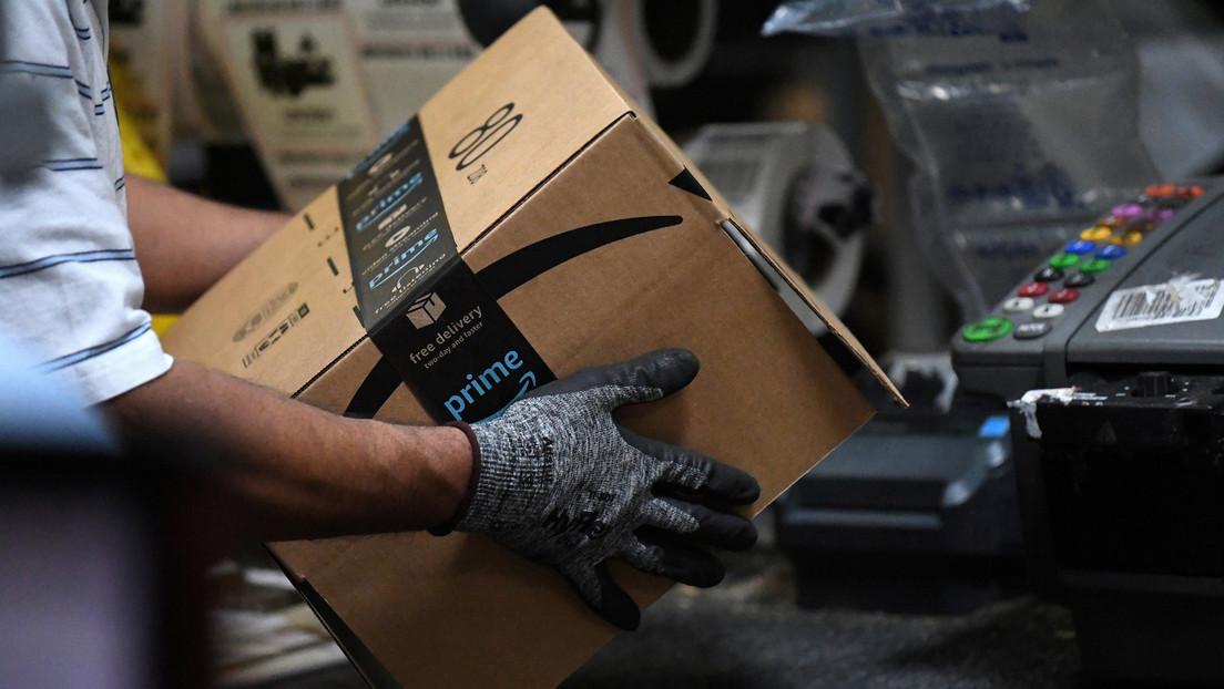 Reportan que Amazon y Walmart ofrecen a los clientes que quieren devolver mercancías un reembolso y quedarse con ellas