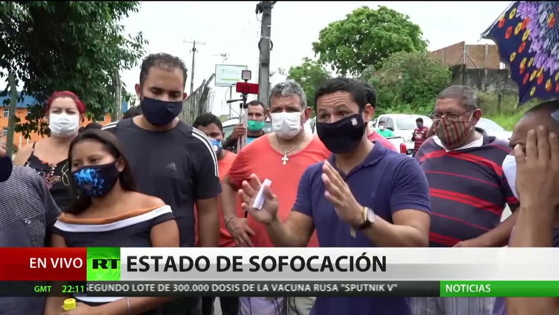 Experto opina que la situación en Manaos podría generar cambios políticos en Brasil