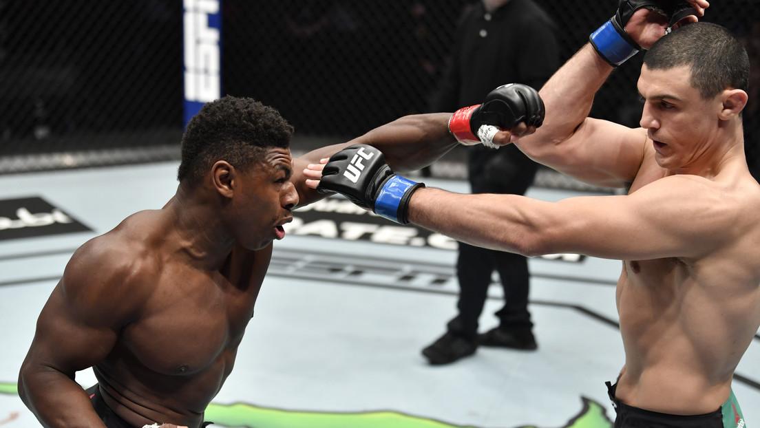 """VIDEO: El autor del nocaut """"más increíble de la historia de la UFC"""" sufre una devastadora derrota ante un rival que no ganaba desde 2018"""
