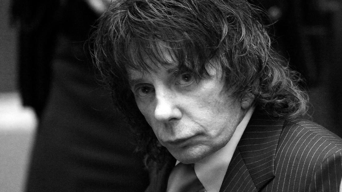 El productor musical Phil Spector, condenado por asesinato, muere a los 81 años
