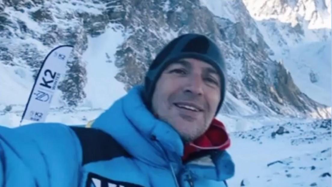 Muere el famoso alpinista español Sergi Mingote tras sufrir una caída fatal de la segunda montaña más alta del mundo en el Himalaya