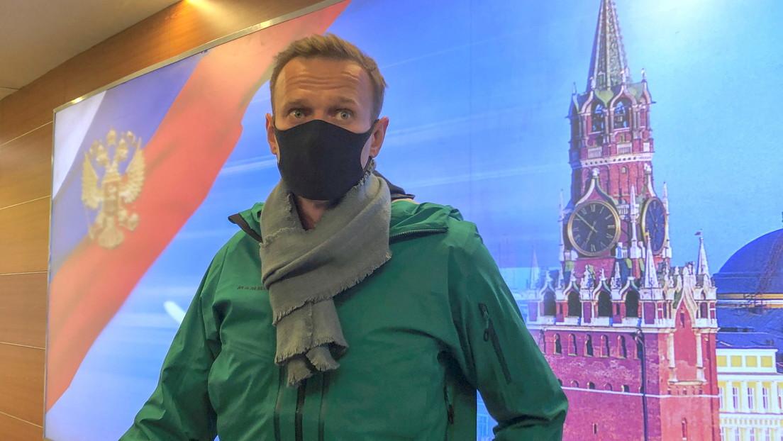 "Lavrov acusa a Alemania de ""grosería diplomática"" con Rusia por Navalny"