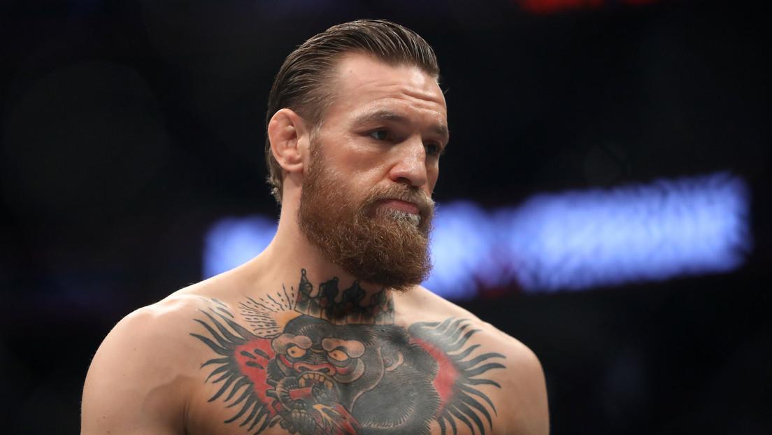 Conor McGregor habla sobre la acusación de agresión sexual por la que fue detenido en Francia en 2020