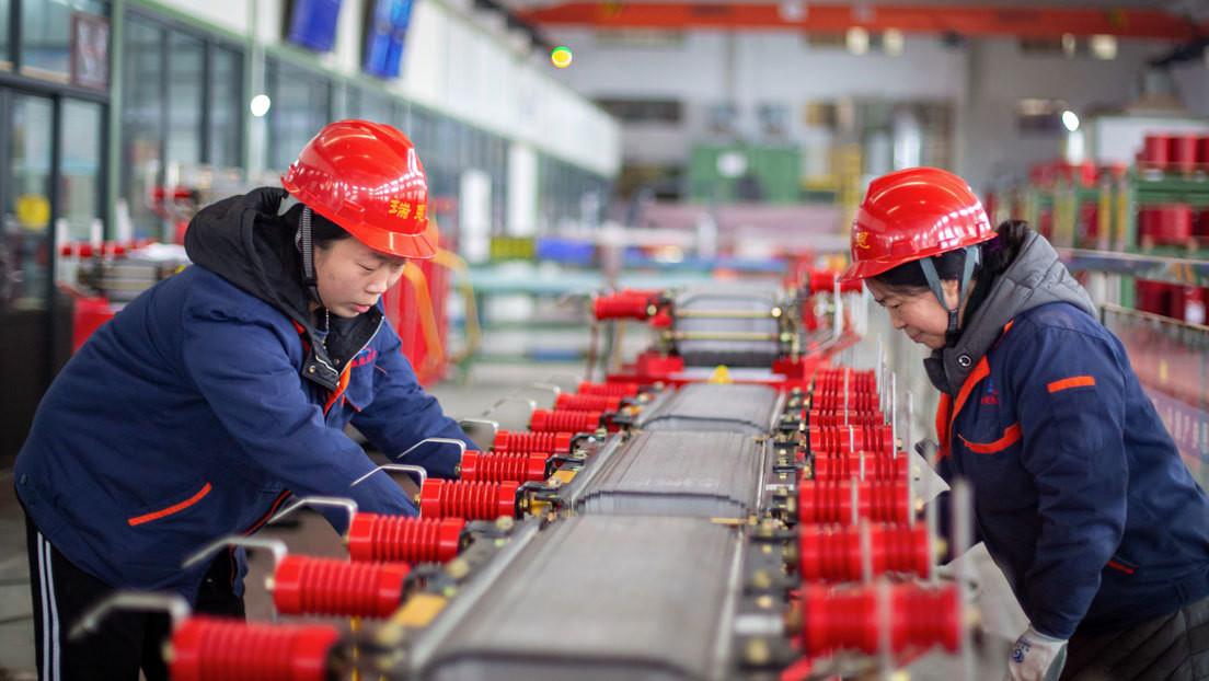 China se convierte en la única economía grande que registra un crecimiento durante la pandemia