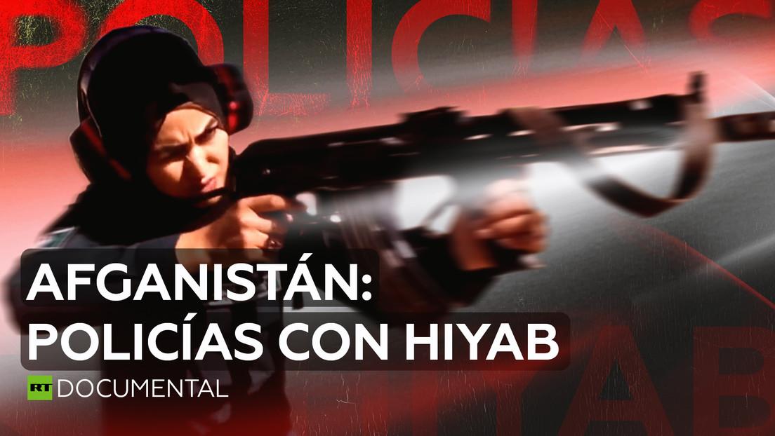 Policías con hiyab: cómo las mujeres afganas deciden romper con la tradición y disputarles espacios a los hombres