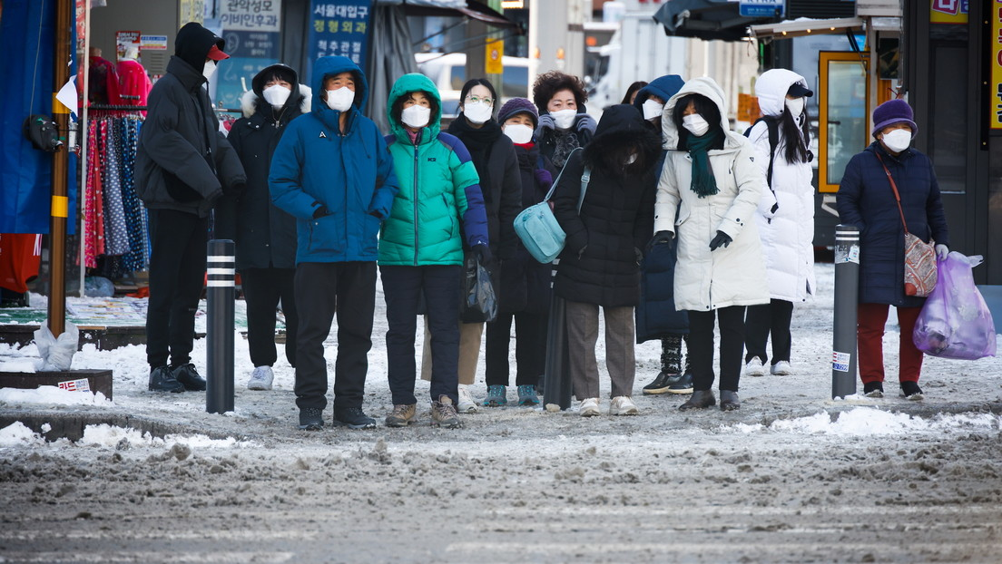 """El Gobierno de Corea del Sur estima que el país alcanzará la inmunidad colectiva """"casi por completo"""" para noviembre"""