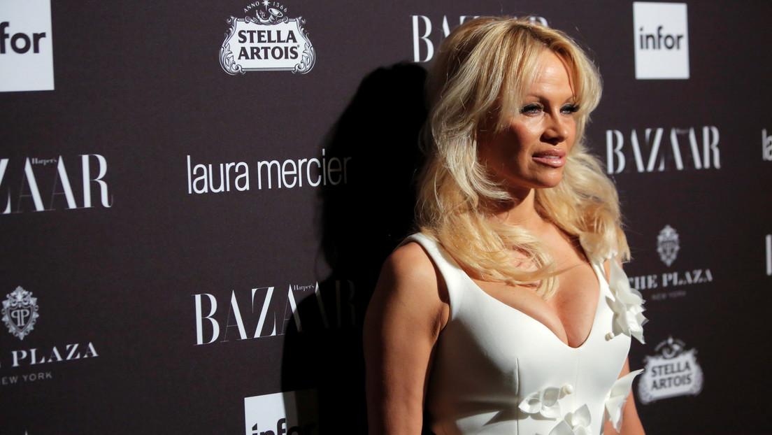 Pamela Anderson pide a Trump que indulte a Assange