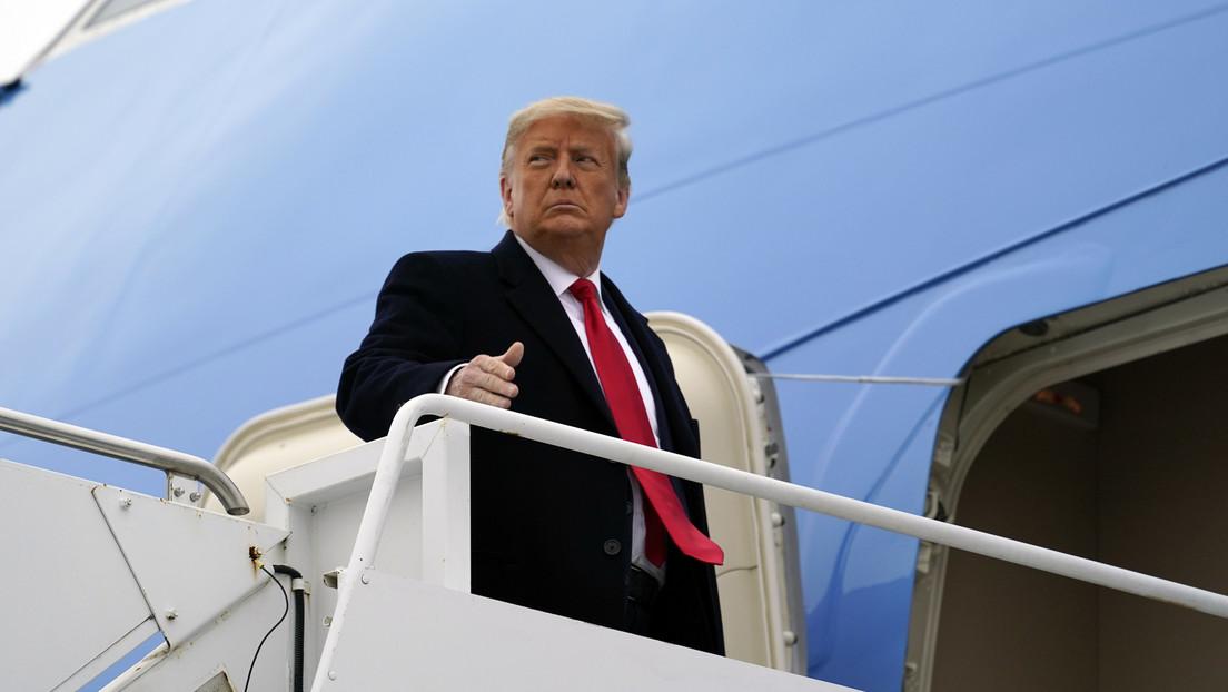"""Irán pone en la lista negra a Trump y otros funcionarios de EE.UU. por """"actos terroristas y contra los derechos humanos"""""""