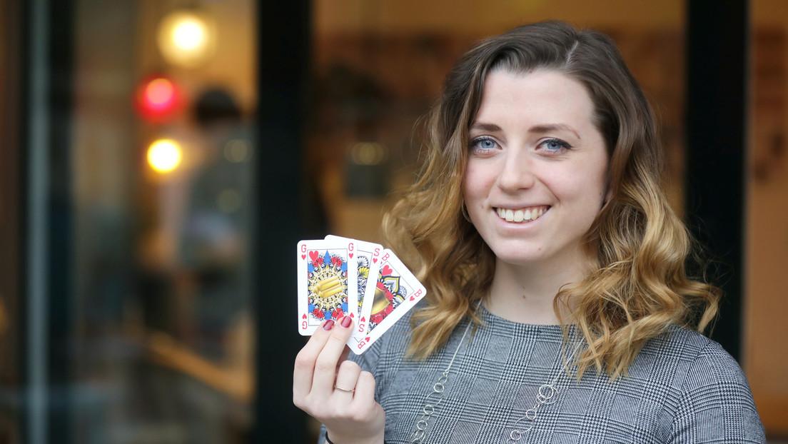 Sin reyes ni reinas: Una joven neerlandesa se inventa unos naipes de género neutro