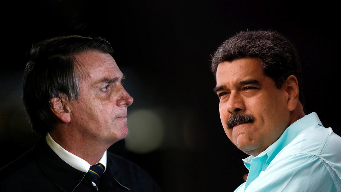 Insultos, burlas y comentarios despectivos: la respuesta de Bolsonaro ante el envío de oxígeno venezolano a Manaos