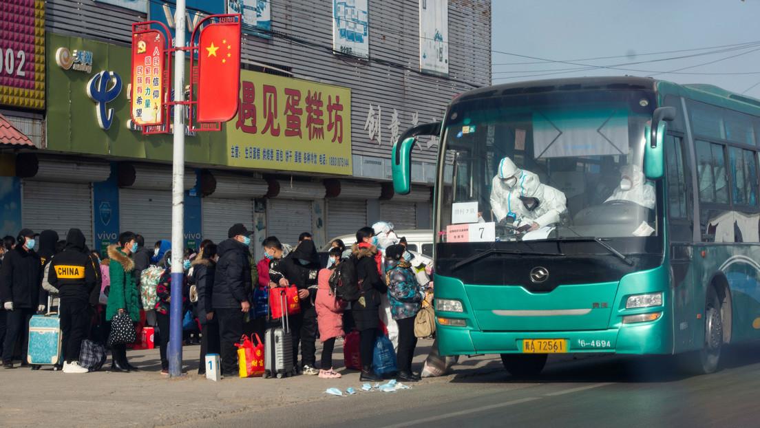 """China enfrenta un """"mini-Wuhan"""" por el aumento de contagios en el norte del país"""