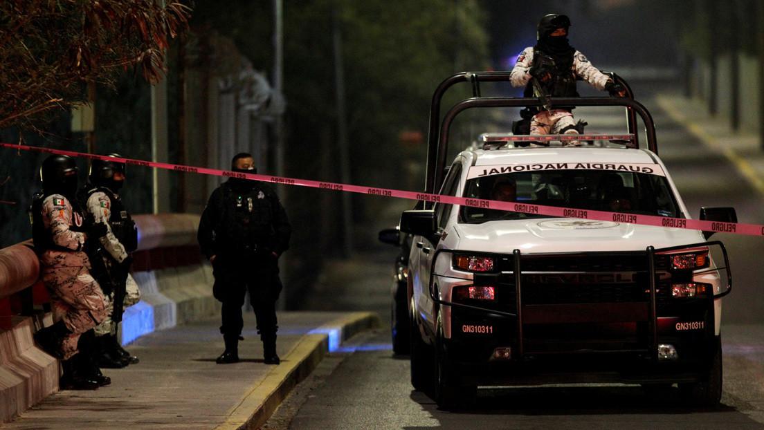 México registra una ligera disminución de asesinatos en 2020 por primera vez desde hace cinco años