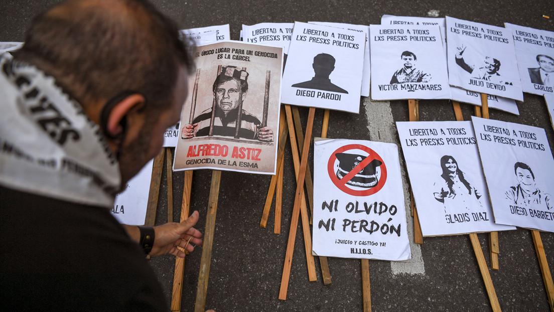Delitos de lesa humanidad en Argentina: 1.013 personas condenadas en 14 años y la mayoría está en prisión domiciliaria