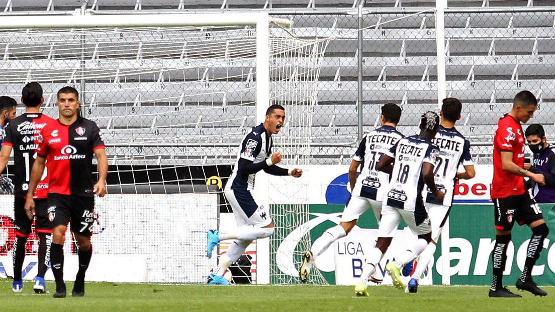 Un equipo de la Liga Mexicana de Fútbol confirma 19 casos positivos de covid-19 en el plantel