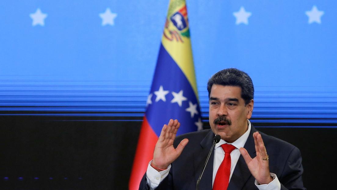 """Maduro insta al nuevo Gobierno de EE.UU. a """"superar la demonización"""" que han hecho de Venezuela"""