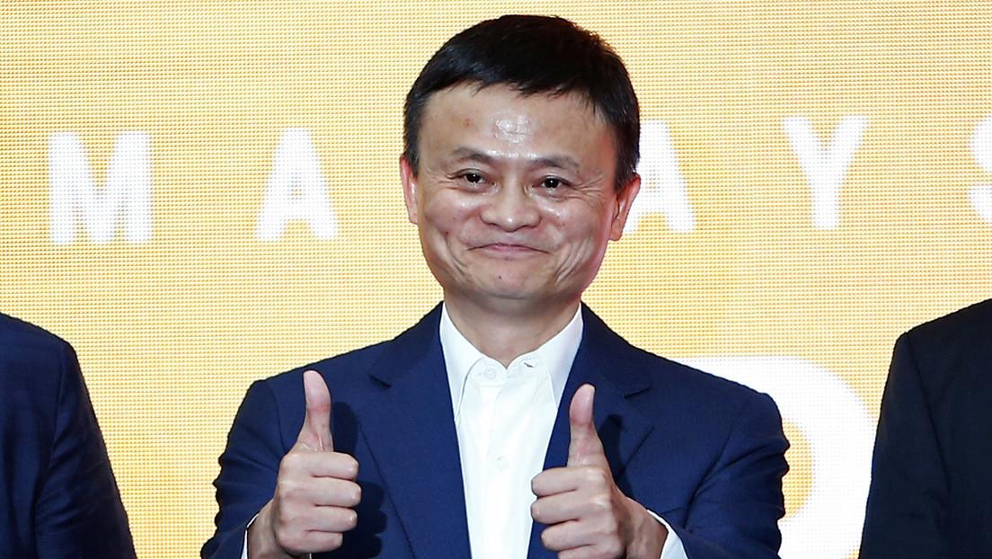 La aparición de Jack Ma en una videoconferencia sube el valor de Alibaba a 58.000 millones de dólares