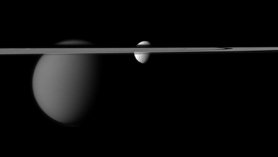 Científicos identifican las fuerzas que inclinaron el eje de Saturno