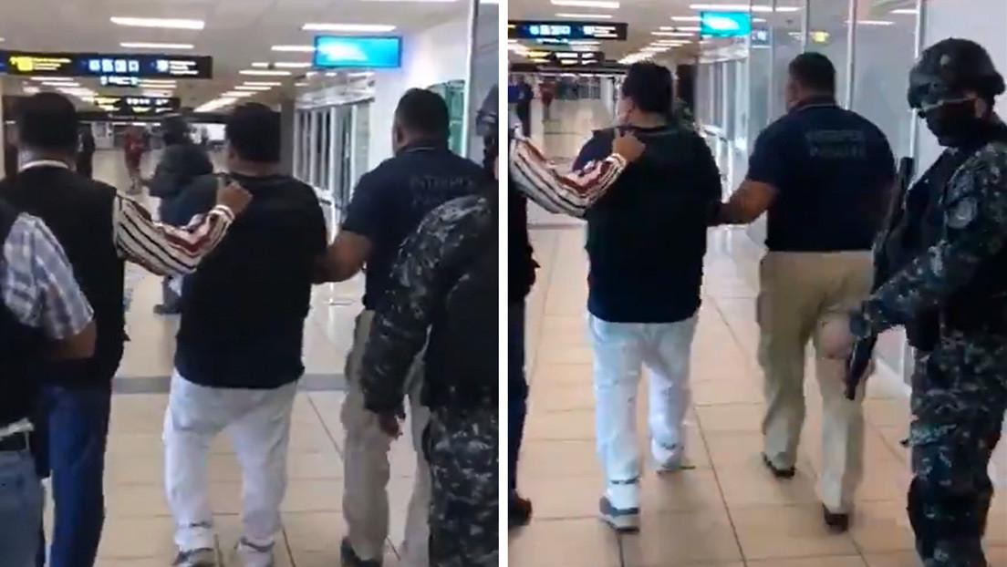 Autoridades de Panamá e Interpol detienen a un alcalde guatemalteco a petición de EE.UU. por un caso de narcotráfico