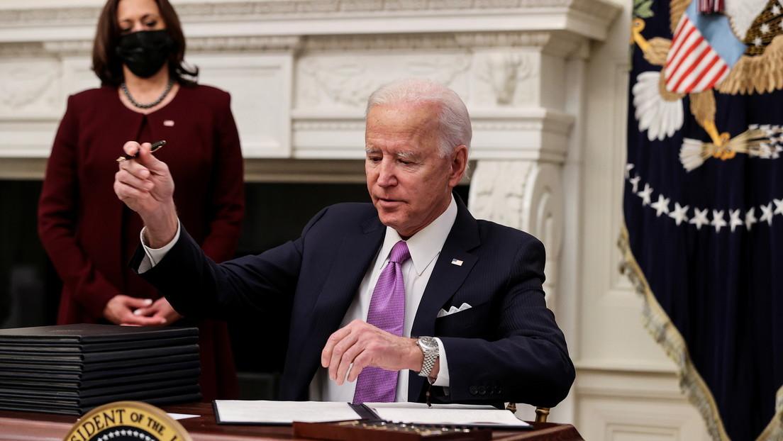 Cuarentena para todos los que lleguen a EE.UU.: Biden pone en marcha su estrategia anticovid