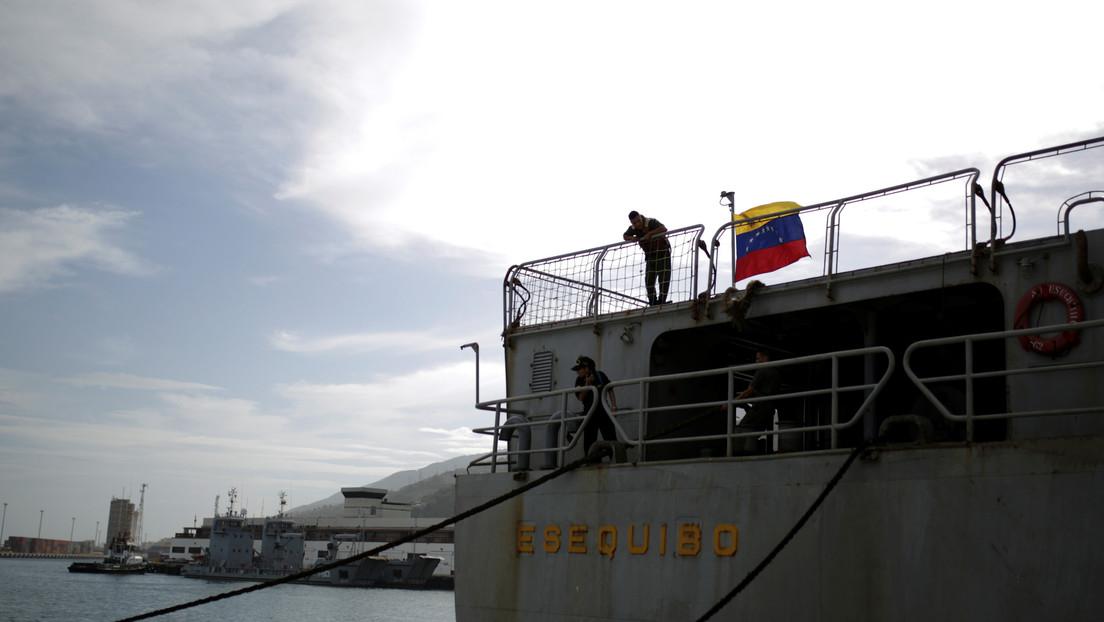 Armada venezolana inicia el patrullaje de la Fachada Atlántica en medio de la disputa con Guyana por el Esequibo