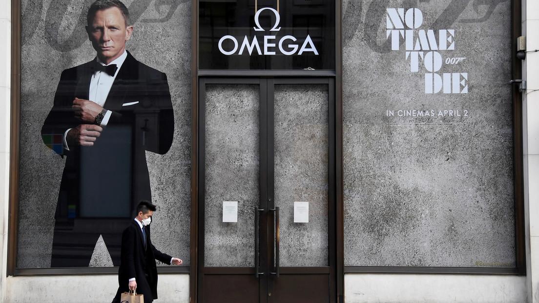 La nueva película de James Bond 'Sin tiempo para morir' retrasa de nuevo su estreno debido a la pandemia