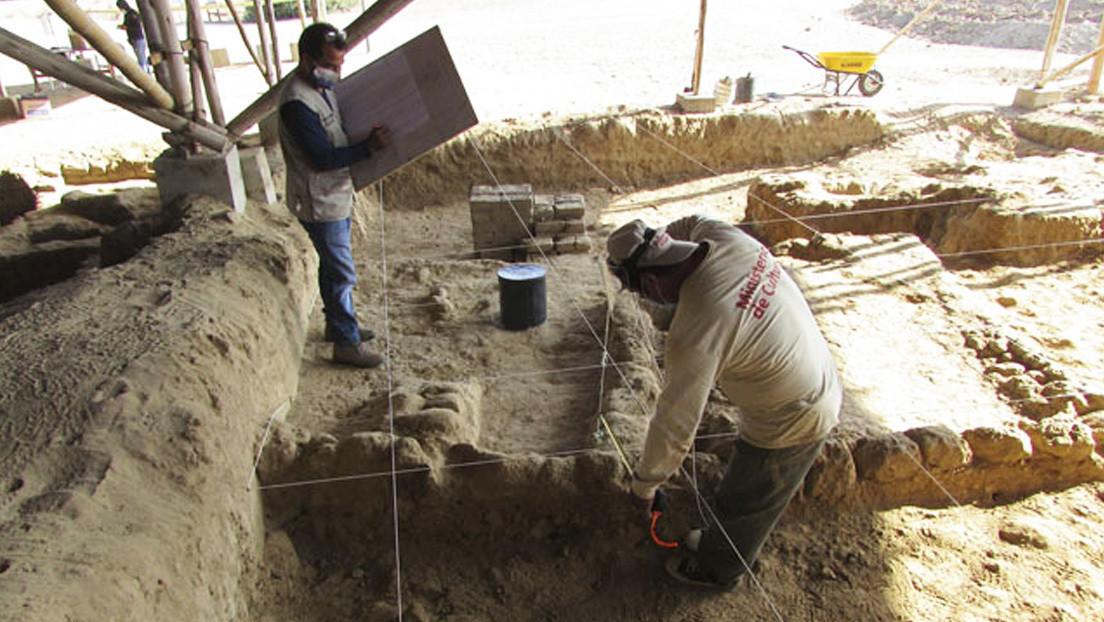 Descubren en Perú tumbas de niños de la élite inca de 500 años de antigüedad
