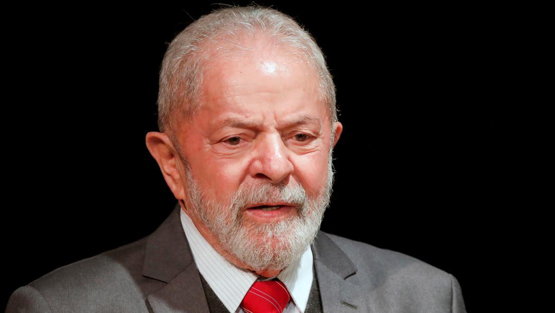 "Lula da Silva confirma que tuvo coronavirus y tacha de ""irresponsable"" a Bolsonaro"