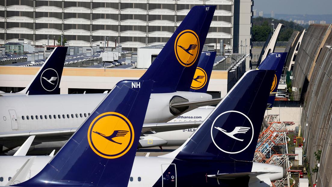 ¿Un reconocimiento a su soberanía? Lufthansa pide permiso a Argentina para realizar dos vuelos a las Islas Malvinas