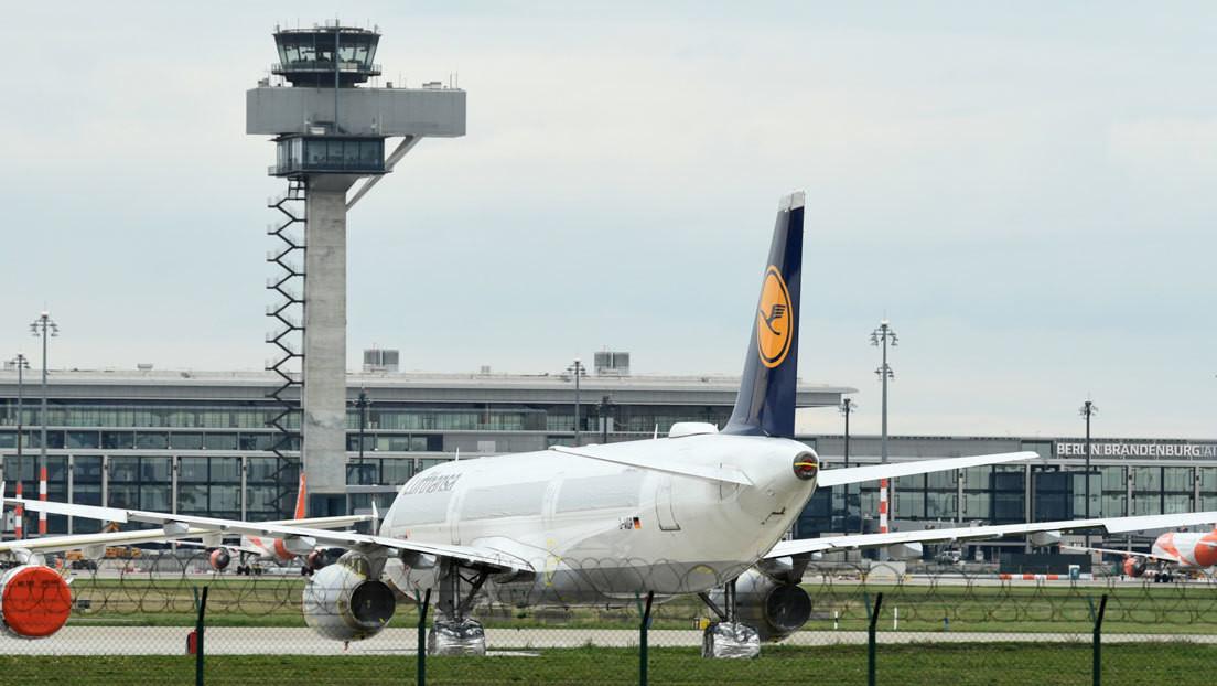 Lufthansa podría vender pasajes por 11 dólares para mantener sus franjas horarias