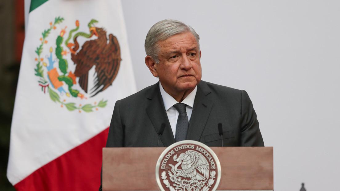 """López Obrador pide a la DEA una investigación interna para aclarar quién ordenó """"fabricar"""" el expediente contra Cienfuegos"""