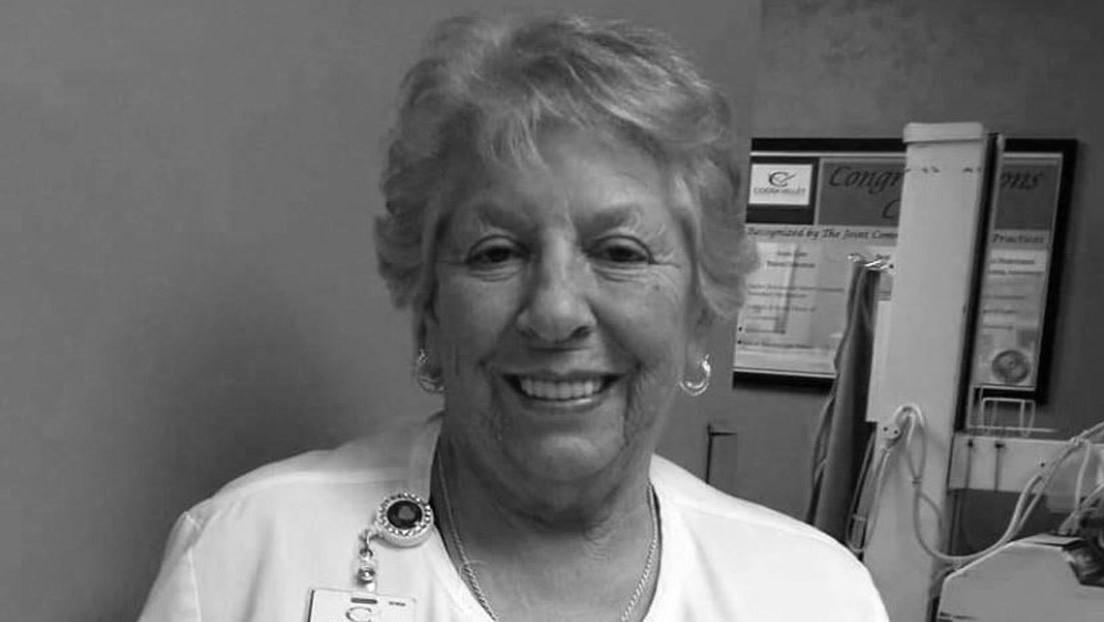 Una enfermera rechazó jubilarse y siguió trabajando en el hospital hasta morir por covid-19