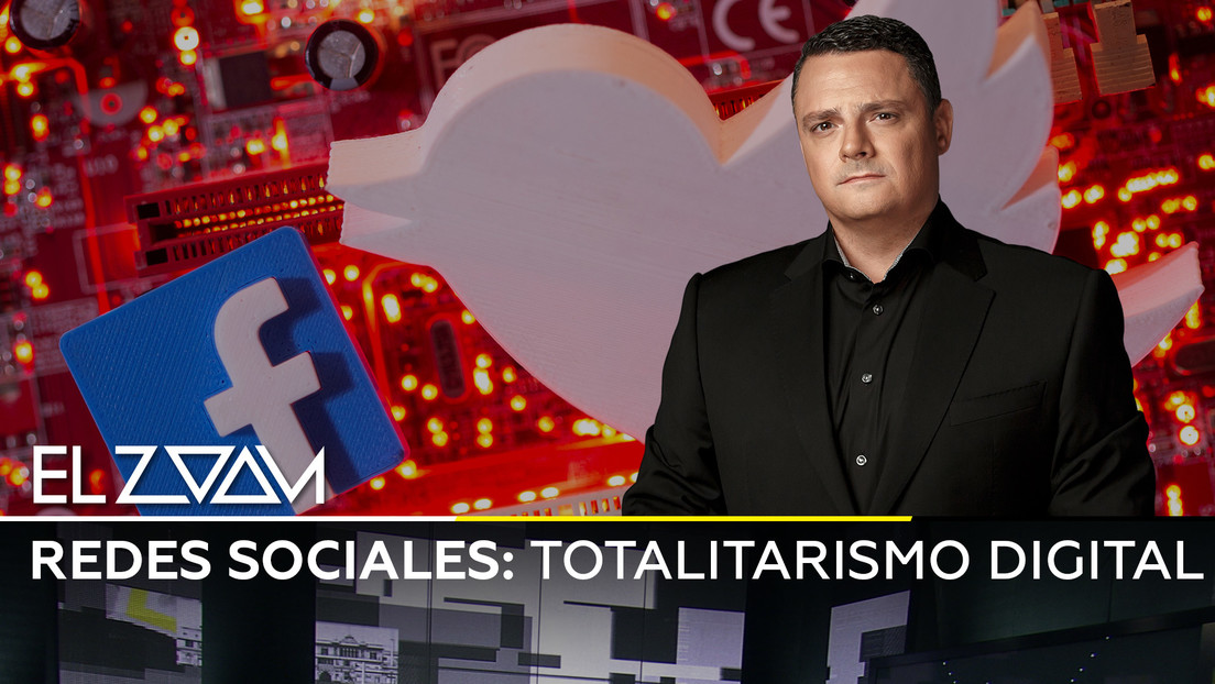 Redes sociales: Totalitarismo digital