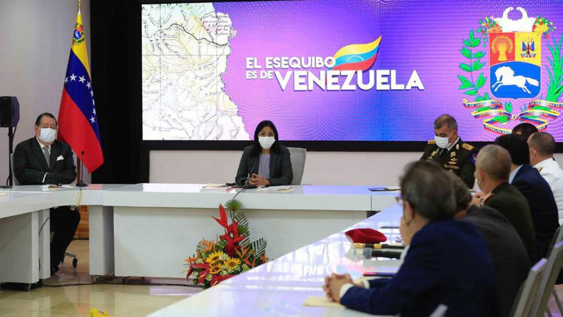 Venezuela inicia una consulta pública para definir sus acciones legales en la disputa territorial por el Esequibo