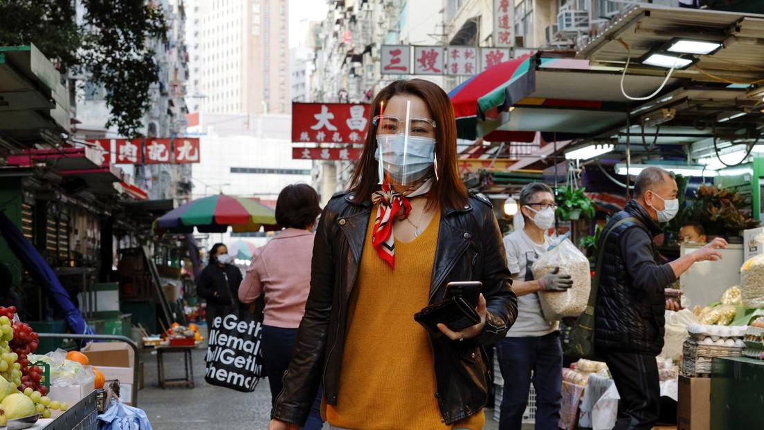 Hong Kong decreta su primer confinamiento para contener un nuevo brote del coronavirus