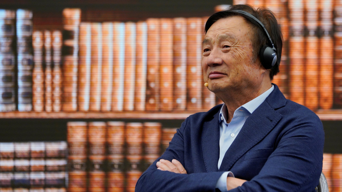 El fundador de Huawei elogia la tecnología de EE.UU. en sus primeras declaraciones durante la Administración Biden