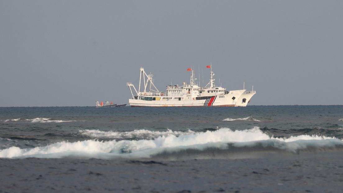 China autoriza a sus guardacostas a disparar contra buques extranjeros en las zonas reclamadas por Pekín