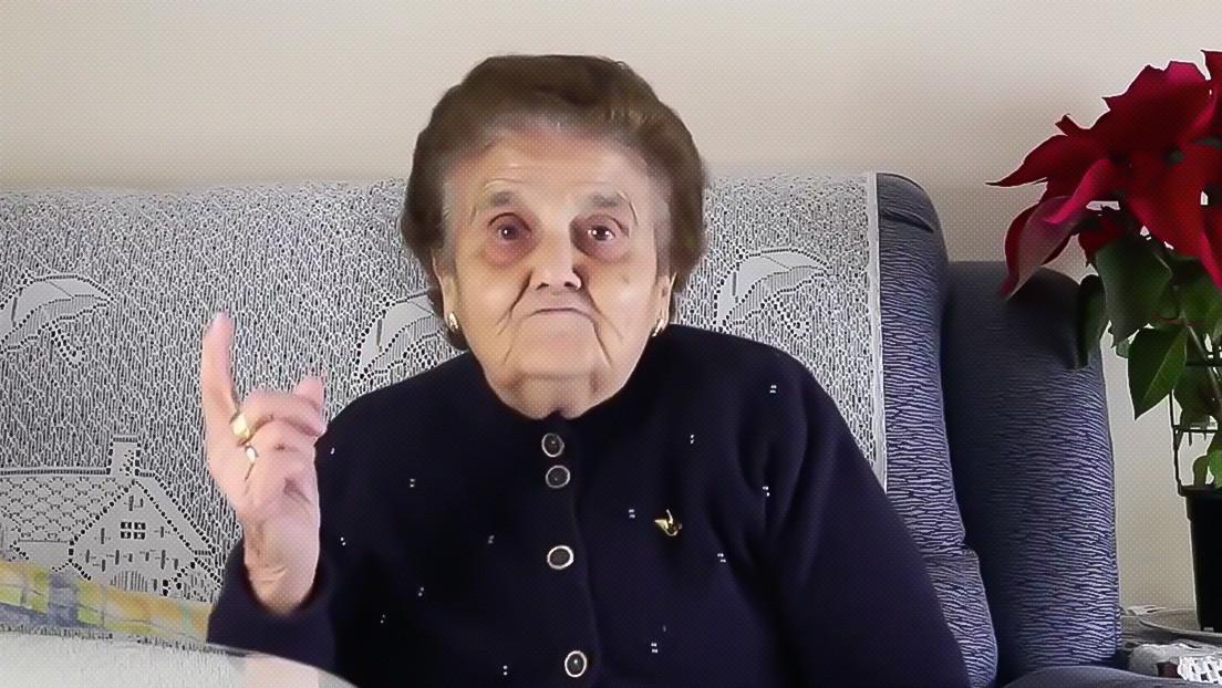 VIDEO: Una abuela se vuelve viral al defender una región de España frente a los comentarios negativos de un 'youtuber'