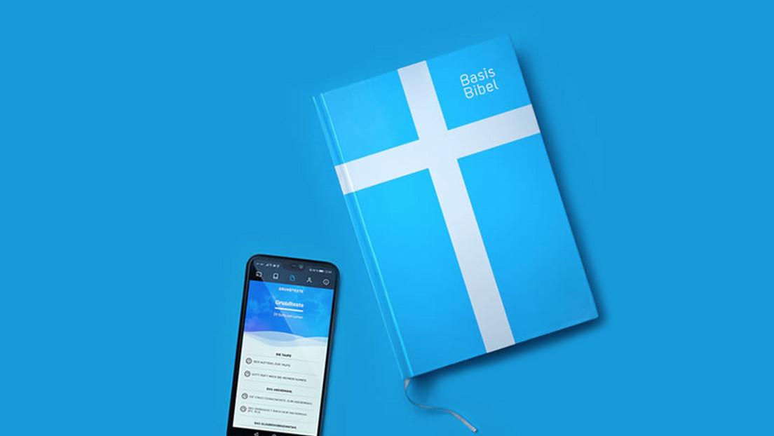 Reescriben y adaptan la Biblia en Alemania