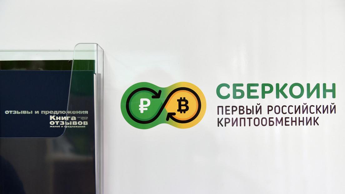 El mayor banco ruso planea lanzar su propia criptomoneda en los próximos meses