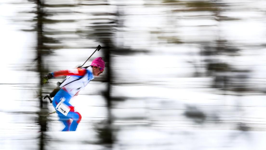 VIDEO: Descalifican a un esquiador ruso y a su equipo por agredir a un rival