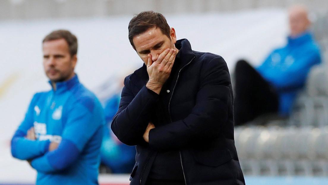 El Chelsea F.C. destituye a Frank Lampard como entrenador