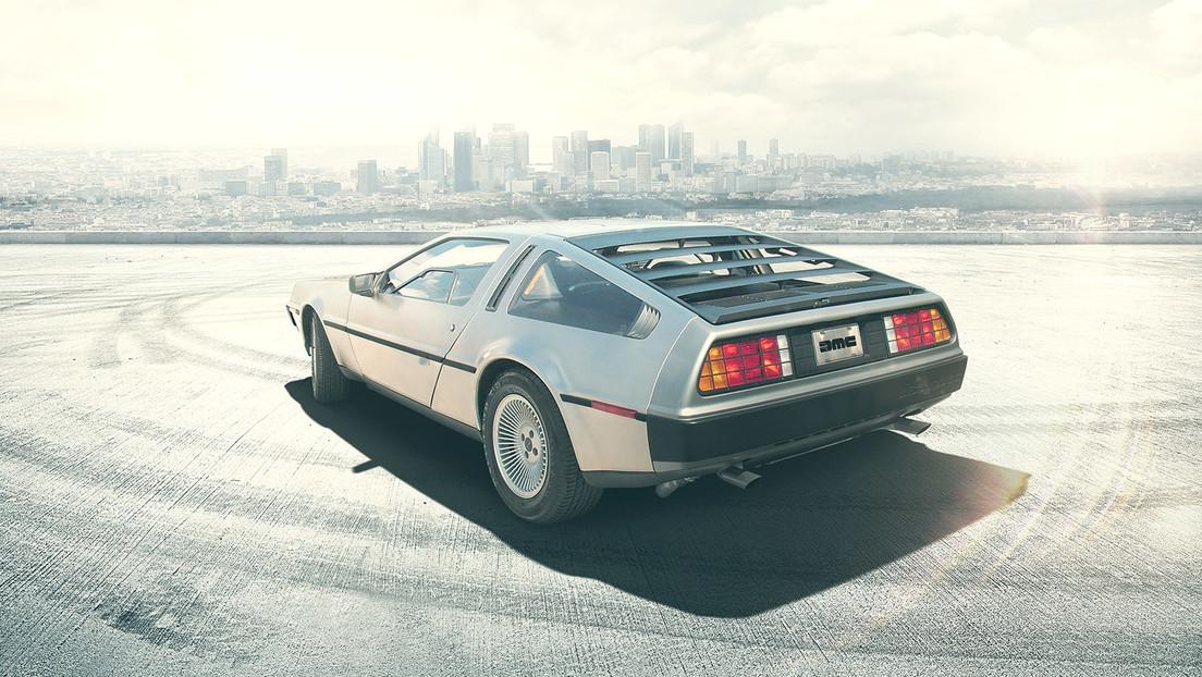 El icónico DeLorean podría volver al mercado como un auto eléctrico tras más de 40 años fuera de producción