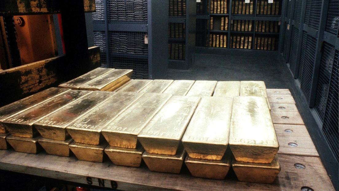 Rusia aumenta la producción de oro pese a la pandemia