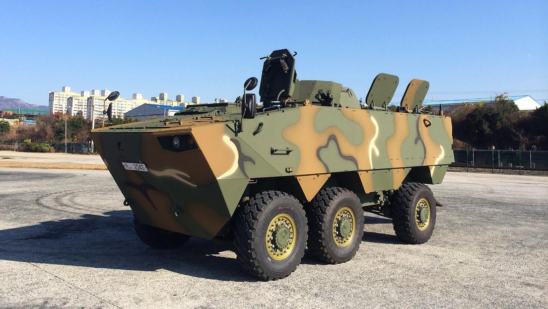 Corea del Sur termina el desarrollo del nuevo vehículo de mando