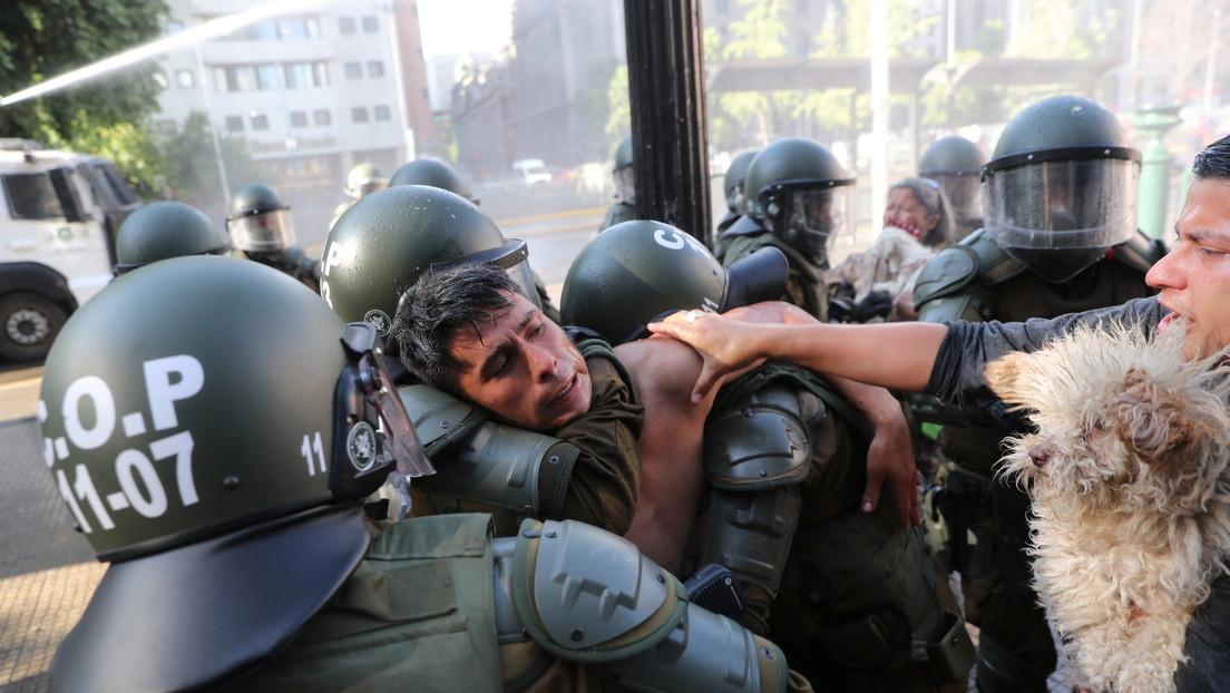 Una Comisión del Senado chileno vota a favor de legislar el proyecto de indulto a los detenidos durante el estallido social