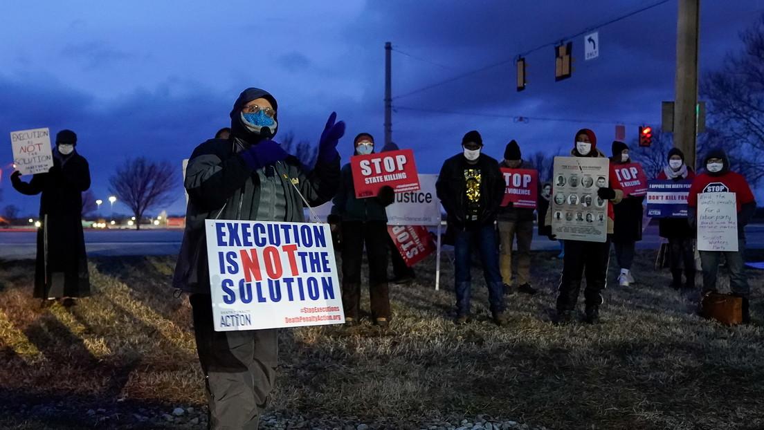 Fiscales de EE.UU. instan a Biden a poner fin a la pena de muerte a nivel federal