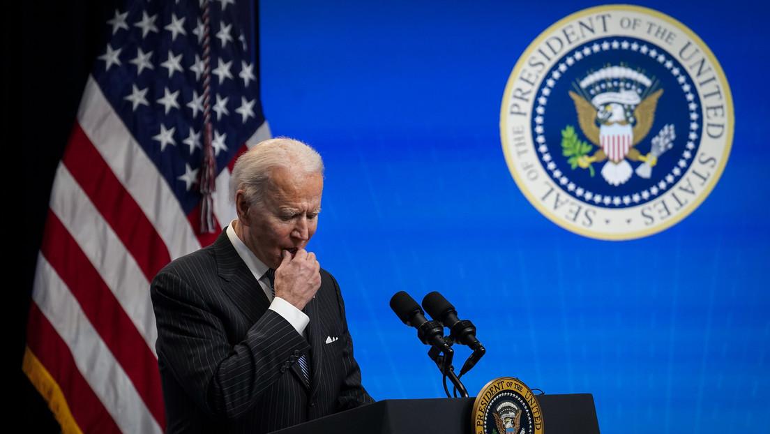 """Biden se asegurará de que la tecnología de EE.UU. no apoye las """"actividades malignas"""" de China, afirman desde el Departamento de Estado"""